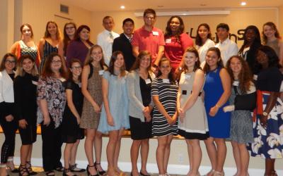 Scholarship Winners Head to College